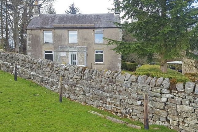 Thumbnail Detached house for sale in Yarrow, Hexham