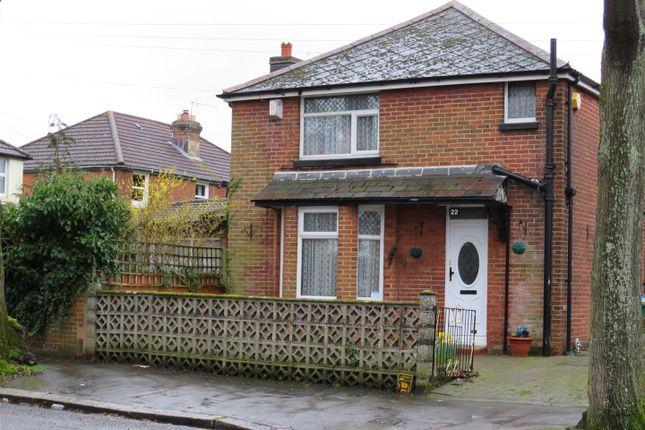 Thumbnail Property for sale in King Edward Avenue, Southampton