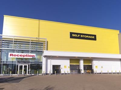 Photo 6 of Big Yellow Self Storage Stockport, Site Office, Bailey Road, Stockport SK1
