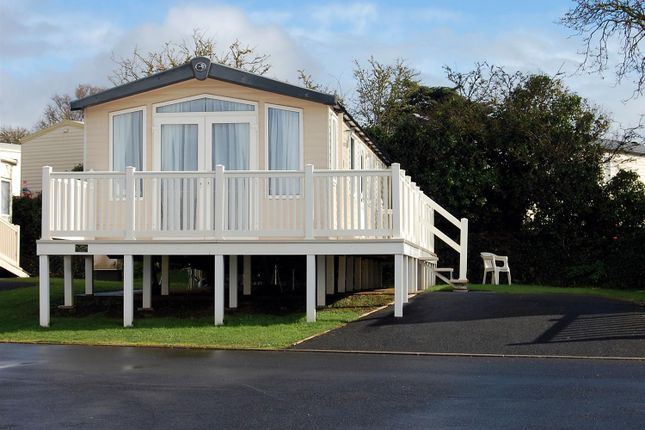 Thumbnail Detached bungalow for sale in Juniper Close, Sandy Bay, Exmouth
