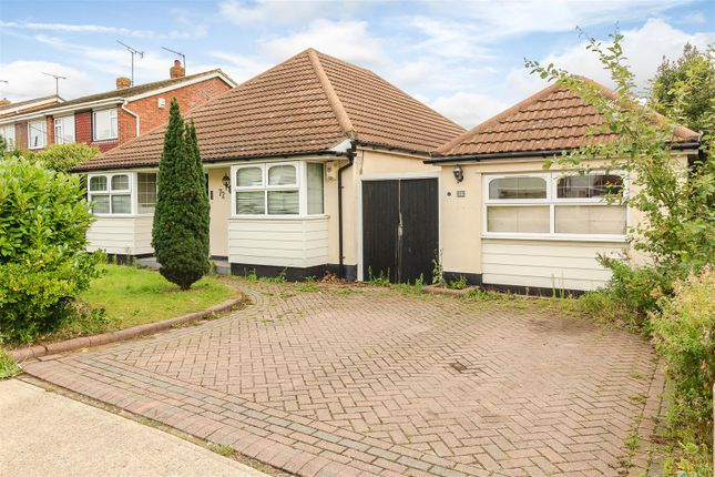 Thumbnail Detached bungalow for sale in Uplands Road, Benfleet
