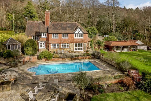 Thumbnail Property for sale in Markwick Lane, Loxhill, Godalming, Surrey
