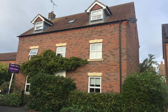 Thumbnail Link-detached house for sale in Poland Avenue, Lower Quinton, Stratford-Upon-Avon