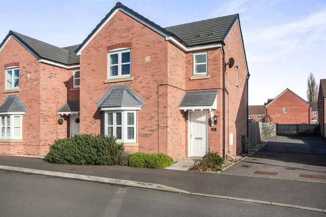 3 bed detached house for sale in Sheepcote Drive, Long Lawford, Rugby