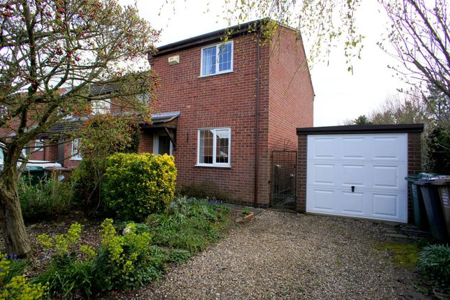 Semi-detached house to rent in Alts Nook Way, Shardlow, Derby