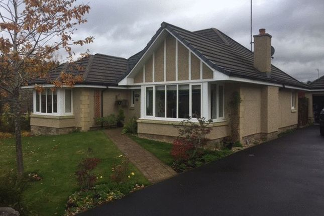 Thumbnail Bungalow for sale in Byretown Grove, Kirkfieldbank, Lanark