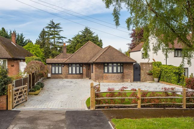 Thumbnail Detached bungalow for sale in Gilhams Avenue, Banstead