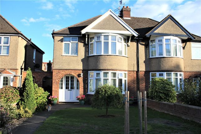 Thumbnail Semi-detached house to rent in St Matthews Parade, Kingsley, Northampton