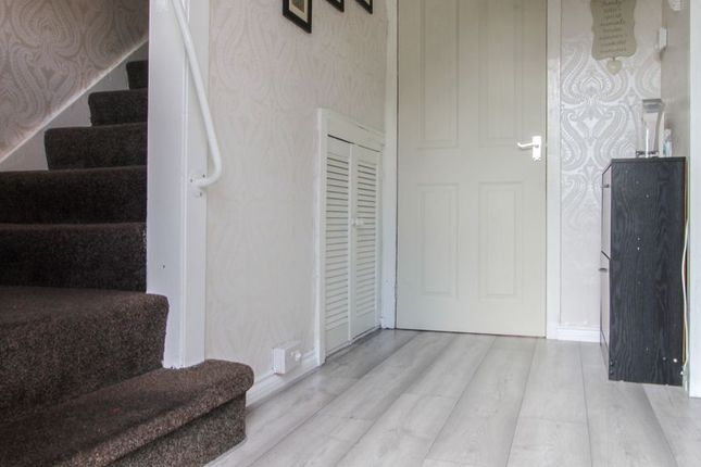 Hallway of Summerhill Drive, Aberdeen AB15