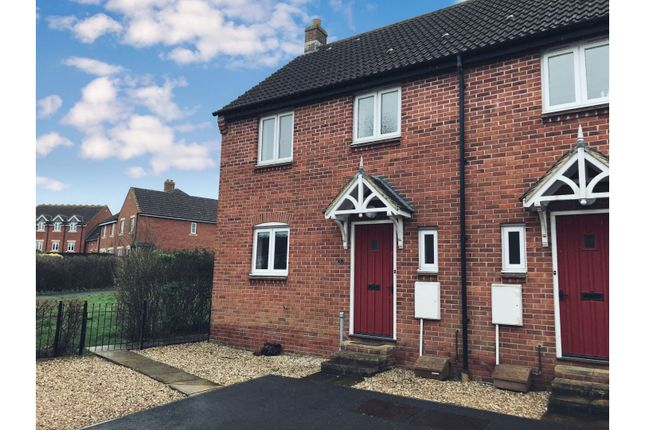 3 bed semi-detached house for sale in Biddlesden Road, Yeovil BA21
