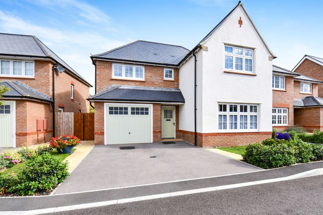 Thumbnail Detached house for sale in Rossiter Close, Bathpool, Taunton