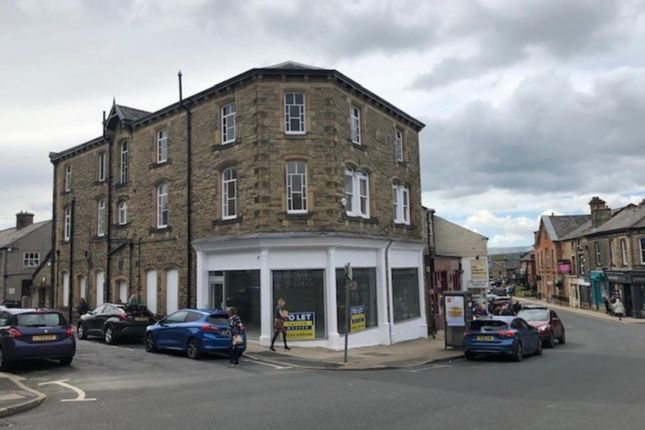 Thumbnail Retail premises for sale in 7-9 King Street, Clitheroe