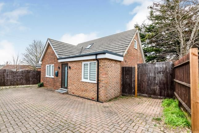 Thumbnail Bungalow for sale in Courtenay Road, Maidstone, Kent