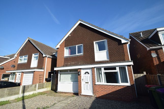 Thumbnail Detached house to rent in High Meadows, Newport
