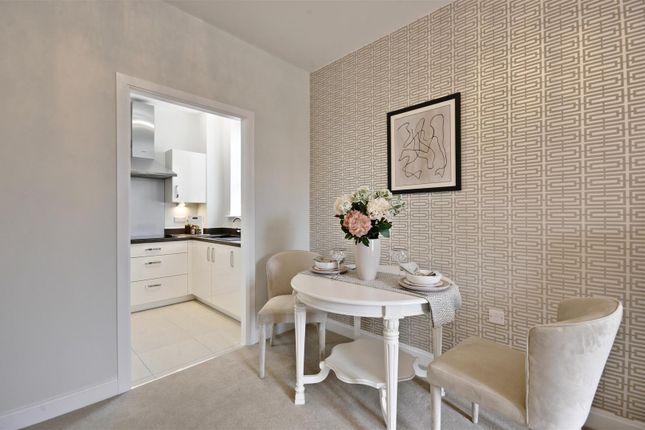 Dining Room of Beck House, Twickenham Road, Isleworth TW7