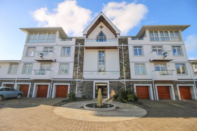 Thumbnail Flat for sale in 17 Majestic Apartments, King Edward Road, Onchan
