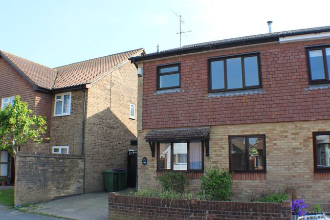 Front View of Mayfield Road, Lyminge CT18