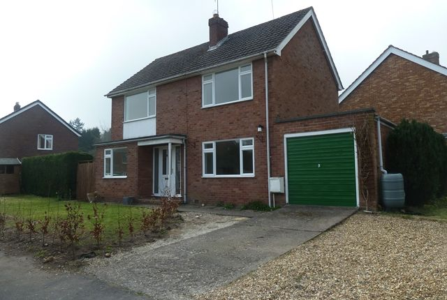 Thumbnail Bungalow to rent in 2 Kennedy Close, Church Stretton