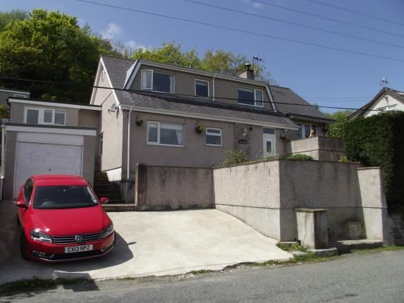 Thumbnail Detached house for sale in Hen Durnpike, Tregarth, Gwynedd