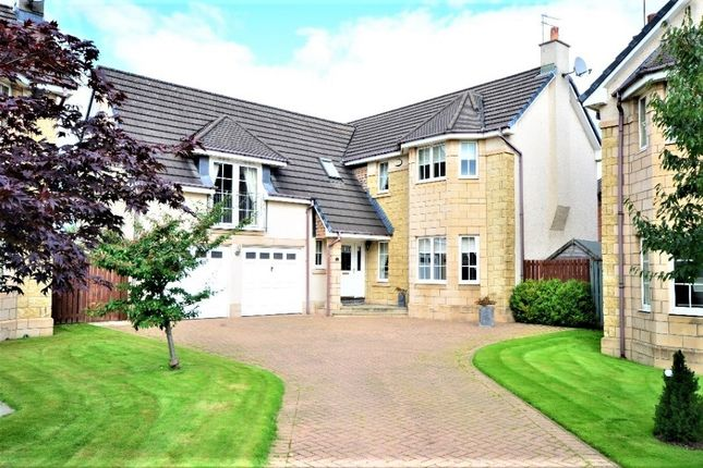Thumbnail Detached house for sale in Old Station Court, Bothwell, South Lanarkshire