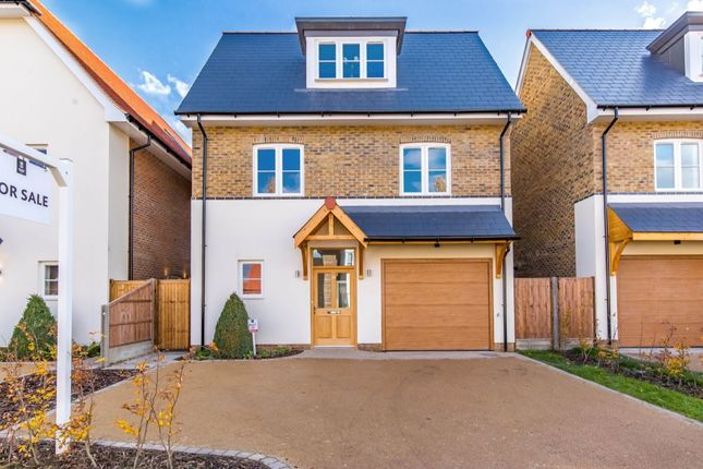 Thumbnail Detached house for sale in Coleridge, High Road, Chigwell