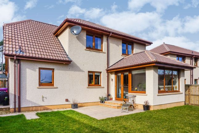Rear View of Peterkin Place, Lossiemouth IV31