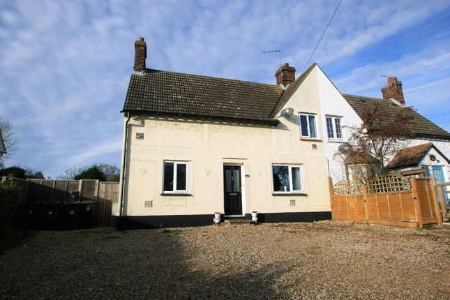 Semi-detached house for sale in George Green Villas, Little Hallingbury, Bishop's Stortford