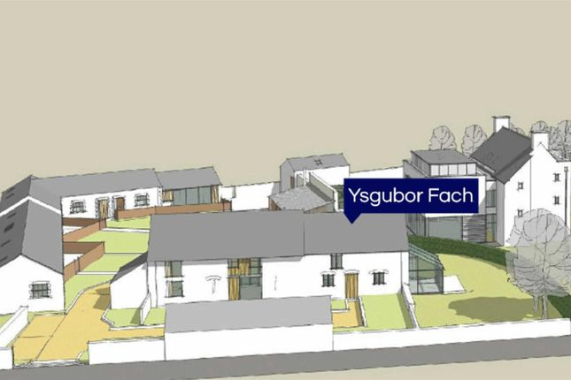 Thumbnail Barn conversion for sale in Ysgubor Fach, Great Frampton House, Frampton