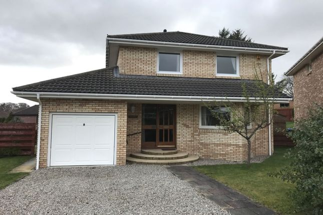 Thumbnail Detached house to rent in Moray Park Lane, Culloden, Inverness