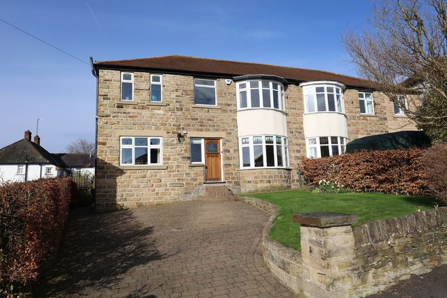 Thumbnail Semi-detached house for sale in Beauchief Rise, Sheffield