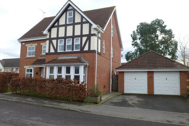 Thumbnail Detached house to rent in Ontario Way, Liphook