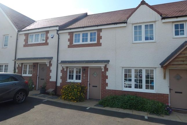 2 bed terraced house for sale in Radland Close, St. Neots