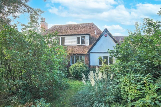 Thumbnail Detached house for sale in Danesbury Park Road, Welwyn, Hertfordshire
