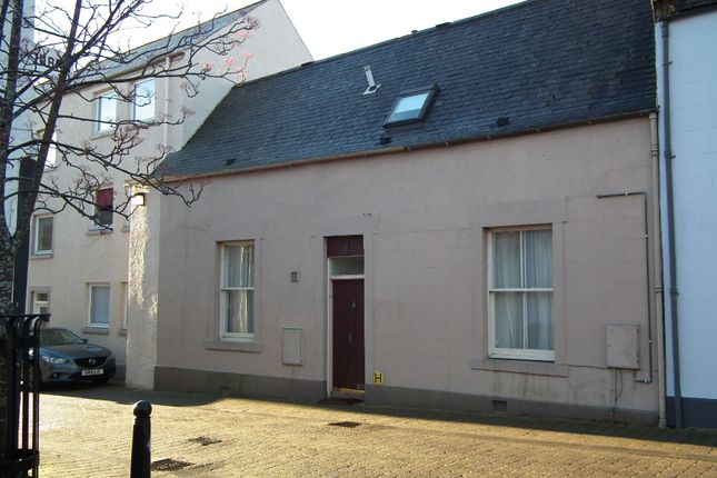 Thumbnail Terraced house for sale in Castle Street, Duns
