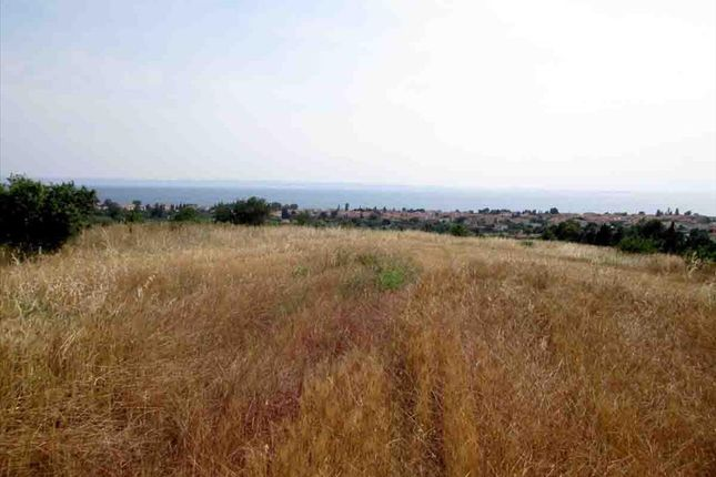 Thumbnail Land for sale in Agios Nikolaos, Chalkidiki, Gr