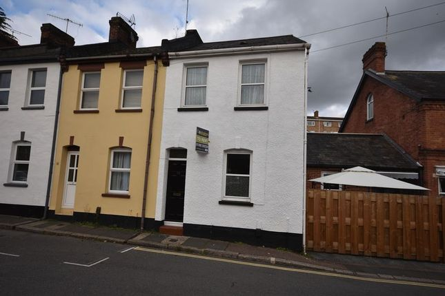 Thumbnail Terraced house to rent in Wonford Street, Wonford, Exeter