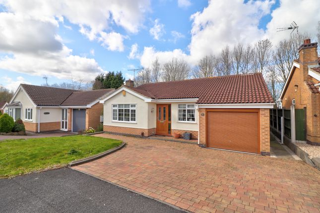 Thumbnail Bungalow for sale in Carnoustie Close, Mickleover, Derby