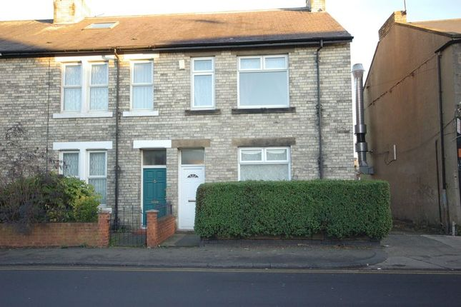 Thumbnail Terraced house for sale in Forest Hall Road, Forest Hall, Newcastle Upon Tyne