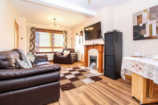 Thumbnail End terrace house for sale in Brodinch Place, Sheddocksley, Aberdeen