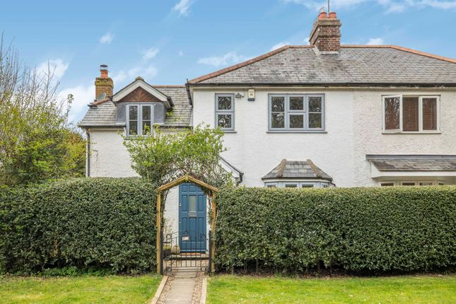 Thumbnail Property for sale in Nomansland, Wheathampstead, Wheathampstead
