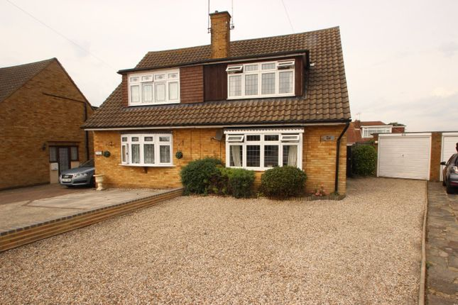 Thumbnail Property for sale in Woodlow, Benfleet