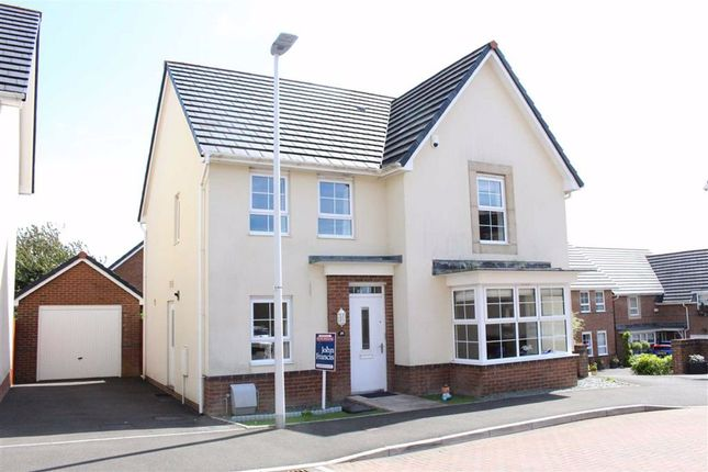 Thumbnail Detached house for sale in Horizon Way, Loughor, Swansea