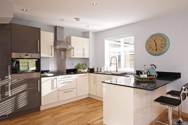 Thumbnail 1 bed flat for sale in Langley Square, The Earl, Mill Pond Road, Dartford, Kent