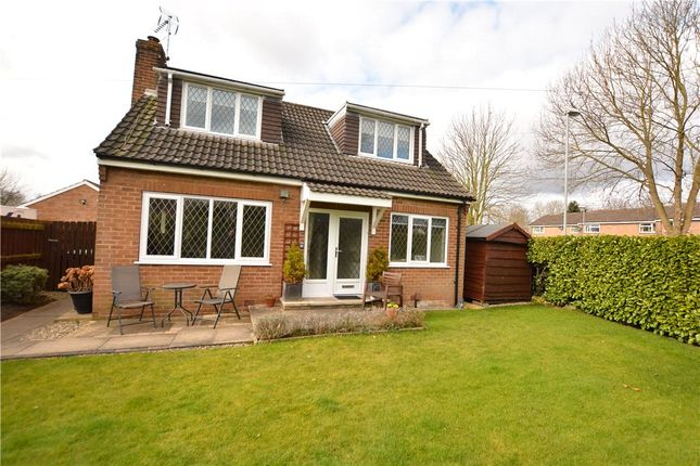 Thumbnail Detached house for sale in Hallfield Lodge, Hallfield Lane, Wetherby, West Yorkshire