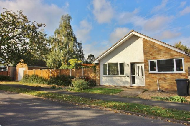 Thumbnail Bungalow for sale in Mortimer Road, Kenilworth