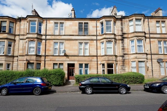 Thumbnail Flat for sale in 116 Forth Street, Pollokshields, Glasgow