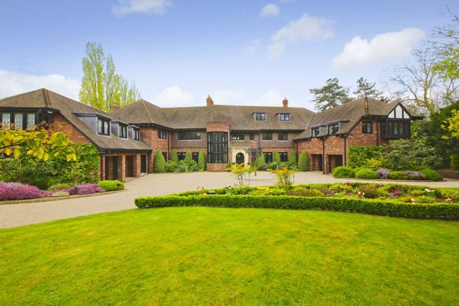 Thumbnail Detached house for sale in Totteridge Common, Totteridge, London