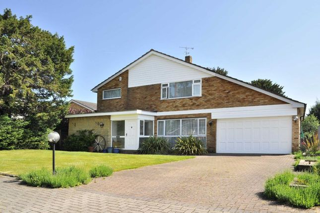 Thumbnail Detached house for sale in Aspen Copse, Bickley, Bromley