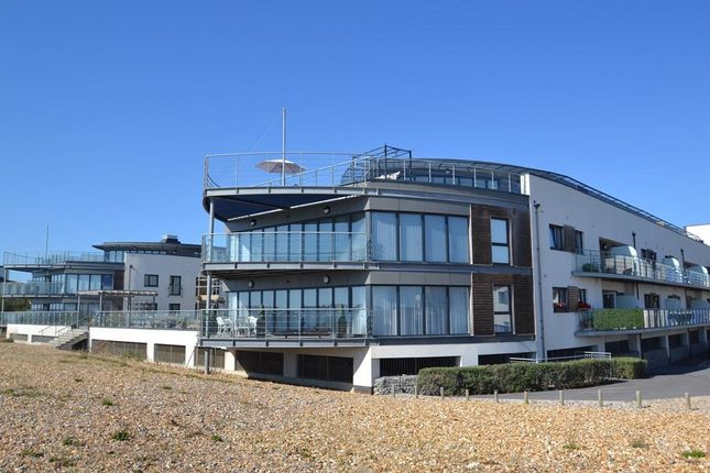 Thumbnail Flat for sale in Chichester House, The Waterfront, Goring