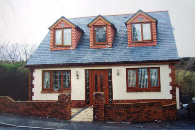 Thumbnail Detached bungalow for sale in Bethania Road, Upper Tumble, Llanelli